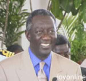 Kufuor Lied About ECOWAS Bank Loan - says Palaver