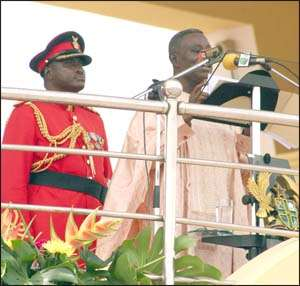 Mills Praises Ghanaians