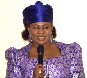 Princess Stella Oduah Ogiemwonyi