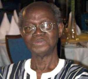 Professor J.H. Kwabena Nketia