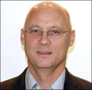Brett Goschen - CEO of MTN, Ghana