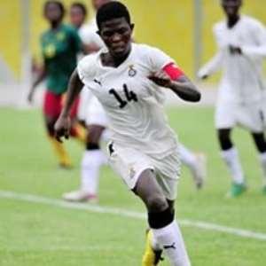Ghana draws goalless against South Africa