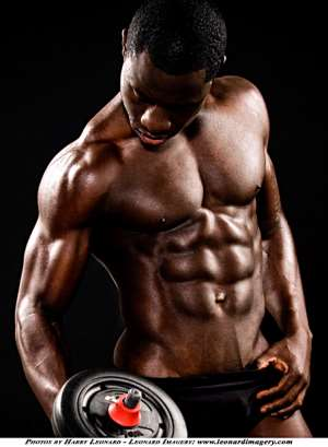 Fitness tips from sports and fitness model, Evans Amoako