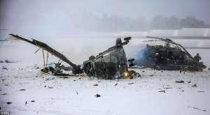 Four dead, one missing in chopper crash in Western Region