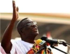 Re: Akufo-Addo Fires Gov't Again: Mills is Visionless