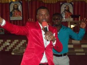 Bishop Obinim's  sex scandal can ruin wife's music career