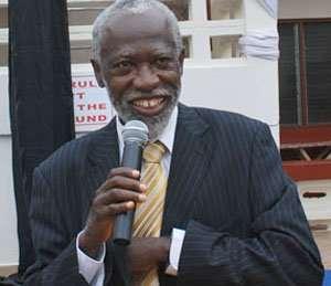 Prof. Stephen Adei