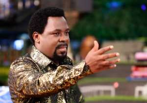 Life as a disciple of TB Joshua – Sandra's story (part 1)