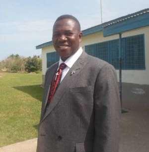 Rev Jehu-Appiah, an MTN hero of change nominee