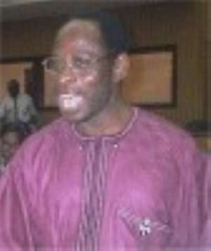 Ghana's industrial growth is disappointing - Apraku