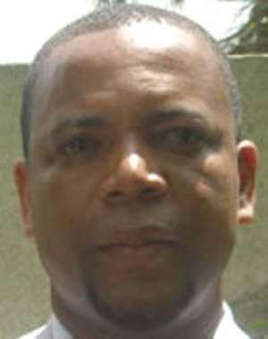 Mr. Isaac Kodobisah, Ho MCE