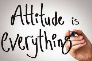 We Must Change Our Attitude, We Are Still Behind!