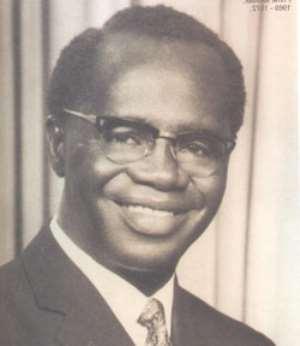 Dr. Busia won't accept university re-named after him – KNUST Senior Lecturer