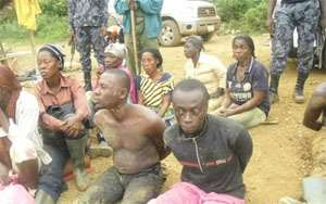 Ghanaians Caught with Illegal Foreign Miners and Traders Must Be Given Stiffer Sentences