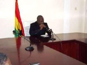 President John Mahama Is a Spineless Hypocrite