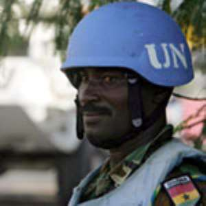 Ghanaian Troops Praised For Quelling Congo Fighting