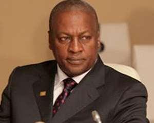 An Open Letter To President John Dramani Mahama