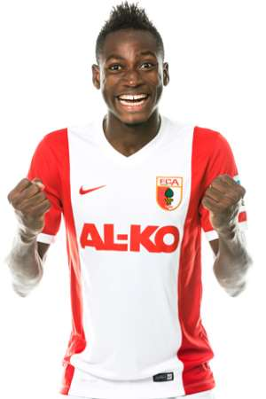 EXCLUSIVE: Irrepressible Augsburg defender Baba Rahman voted Player of the Month of October