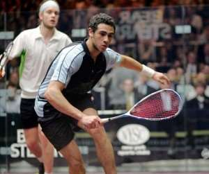 Squash / North American Open 2013: The Egyptians pass the first round