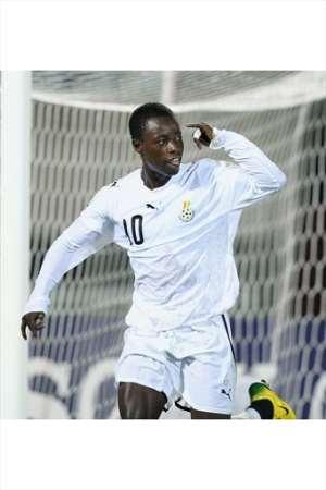 Osei on target for Maccabi Haifa