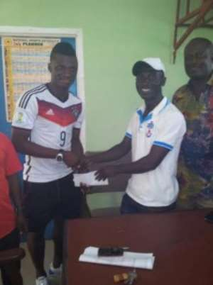 2014 World Cup: Ghana defender Rashid Sumaila makes cash donation to colt cubs