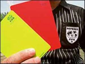 Ghanaian Referees for Fifa Selection Exercise