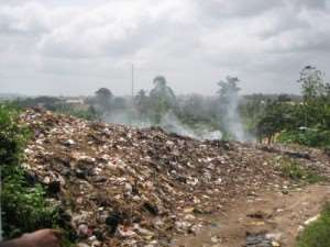 TMA coordinating director calls for payment of refuse dumping
