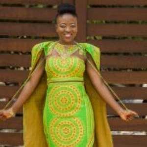 2016 Vlisco Ambassador Ghana – Regina Honu