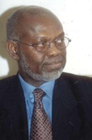 Kwesi Botchwey rocks NDC office
