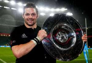 New Zealand captain Richie McCaw delighted with England win