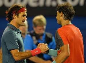Roger Federer in awe of Rafael Nadal achievement