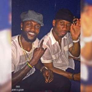Find a job: Drogba advices Adebayor to abandon family