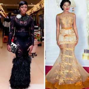 Selly, Nana Akua Addo adjudged Best Dressed Female Celebs at Ghana Movie Awards