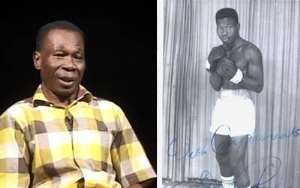 Legends Of Ghana Boxing D.K Poison—Ghana's First World Boxing Champion