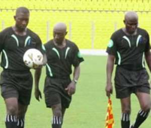 Referee Amankwah to handle Hearts-Medeama game