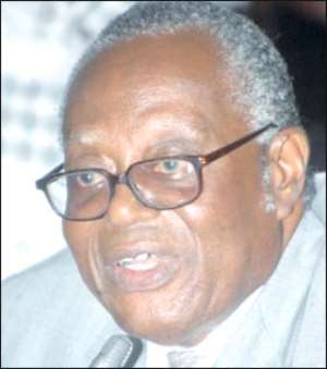 Alex Tettey Enyo - Education Minister