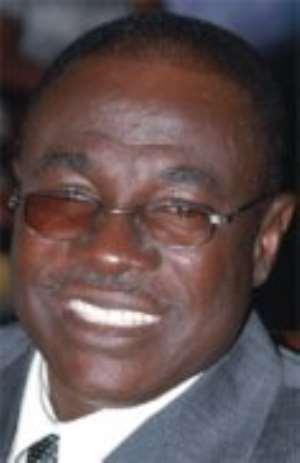 Dr Joe Oteng Adjei — Minister of Energy
