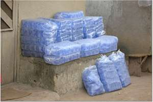 Sachet water producers increase prices