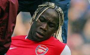 Arsenal : Bacary Sagna and Abou Diaby out against Tottenham!