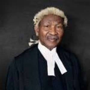 Lawyer Okudzeto