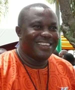 Mr Samuel Ofosu Ampofo, Eastern Regional Minister