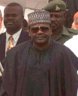 Halliburton: British Lawyer swindles Nigerians of $30m - Abacha's cousin on the run over $20m aircraft purchase