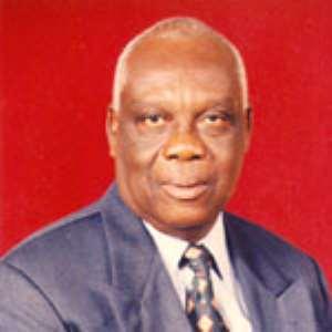 Speaker of Parliament, Mr Ebenezer Sekyi Hughes
