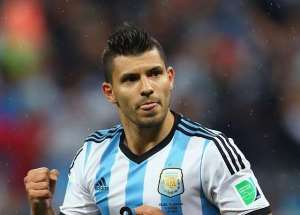 Sergio Aguero believes Germany are favourites to win World Cup final