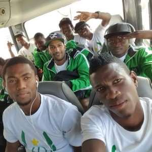 Ghana defender Seth Owusu marks Sagrada Esperança debut against Progresso in Angola