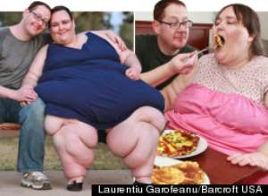 World's Fattest Woman Susanne Eman Finds Love With A Chef