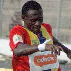 Eric Gawu, Hearts of Oak