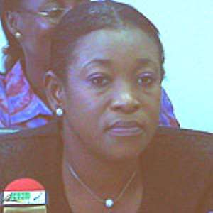 Ms Shirley Ayorkor Botchwey Deputy Minister for Foreign Affairs, Regional Integration and NEPAD