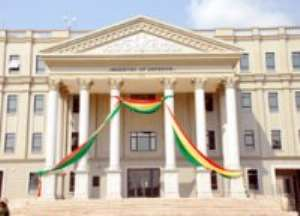 VEEP Commissions New Ministry of Defence Building