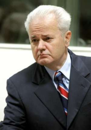 UN Closes Book On Milosevic Cover-up